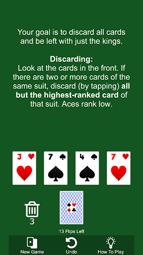 Aces Up Solitaire android2mod screenshots 1