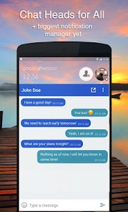 Download DirectChat (ChatHeads for All) for Android 1