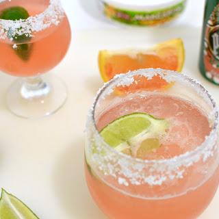 Paloma No Sugar Margarita Cocktail