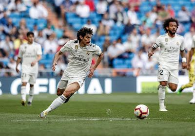 Officiel : Jesus Vallejo (Real Madrid) rebondit en Premier League, Sebastien Rode rejoint définitivement Francfort