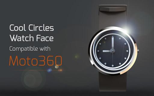 Cool Circles Watch Face