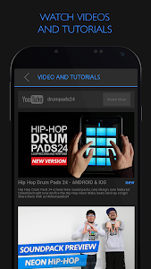 Hip Hop Drum Pads 24 screenshot 3