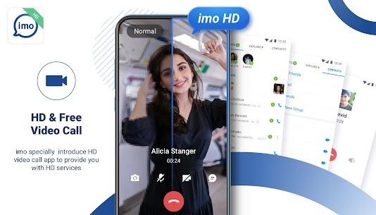 imo HD-Free Video Calls and Chats 1