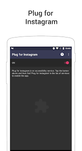 Plug for Instagram - Easy save- screenshot thumbnail