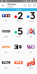 Programme TV France - Cisana TV+ Capture d'écran
