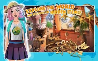 Big City Hidden Object Games