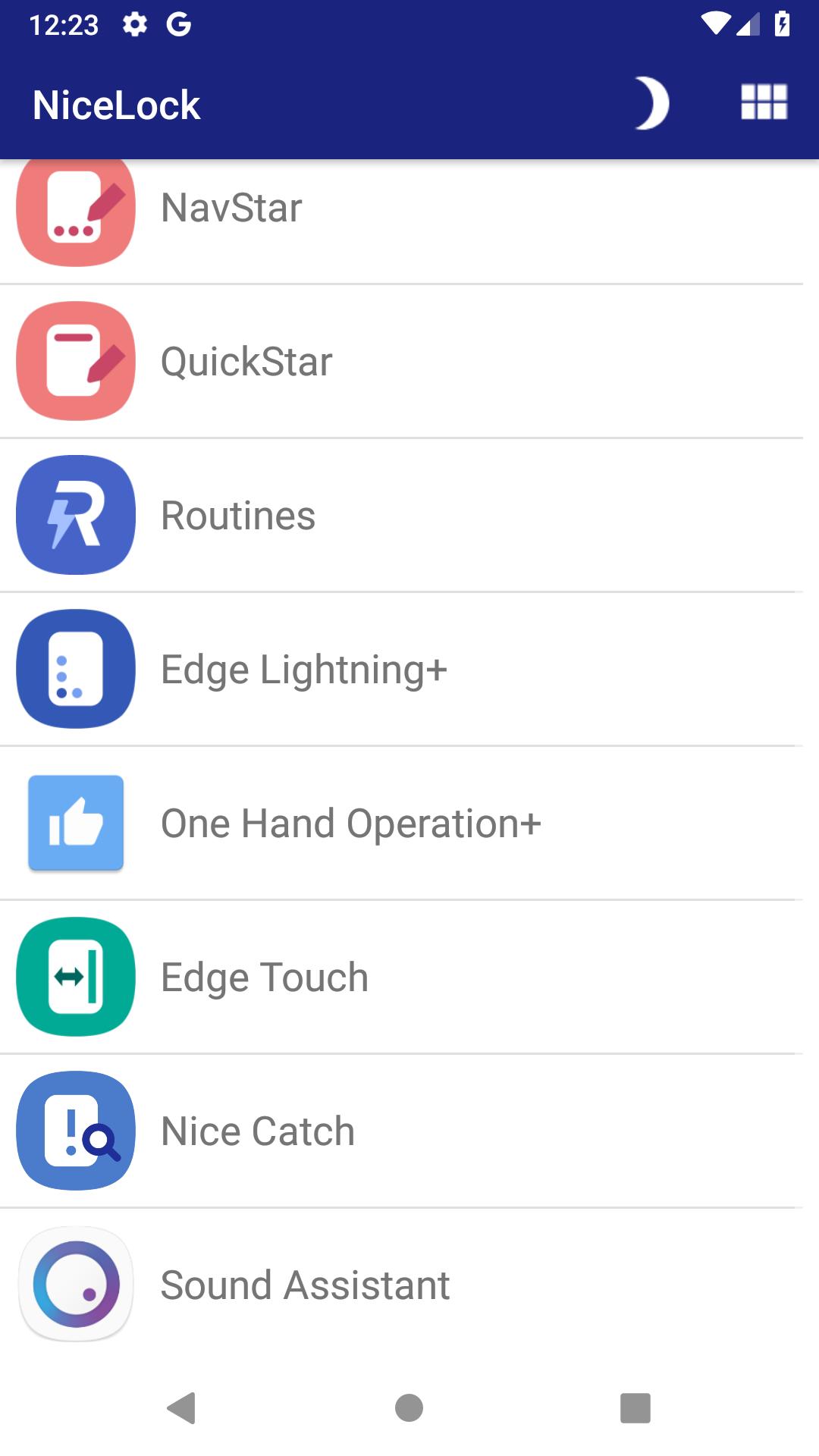 NiceLock - Shortcut Maker For Goodlock - App - Mi Community