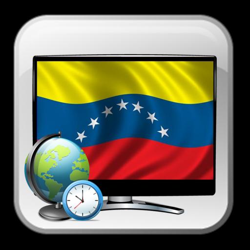 TV Venezuela time info