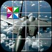 Tile Puzzle Aircrafts APK