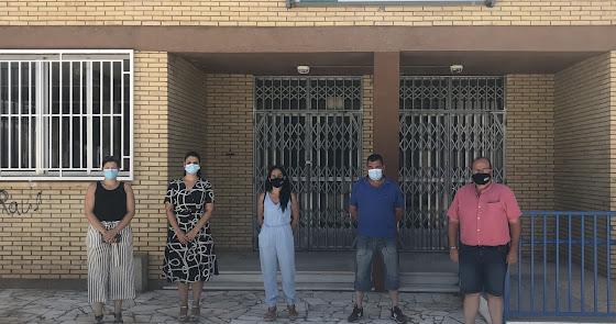 El colegio de Tahal reabre para el nuevo curso tras un año de cierre