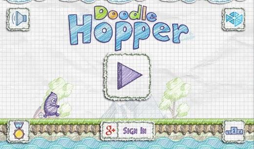 Doodle Hopper Mod Apk 1.0.2 (Unlimited Money) 2