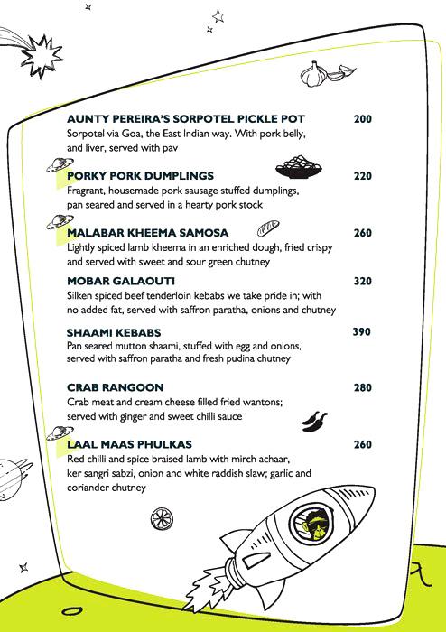 Monkey Bar menu 3