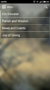 CM Diocese screenshot 2