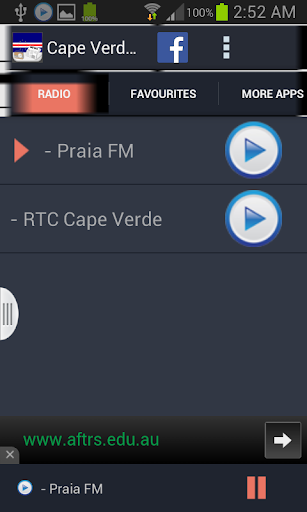 Cape Verde Radio News