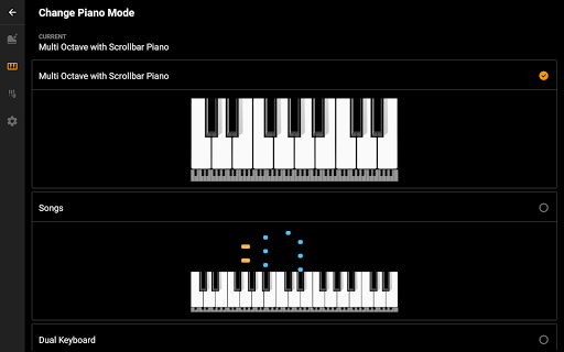 Mini Piano Lite 4.5.5 screenshots 13