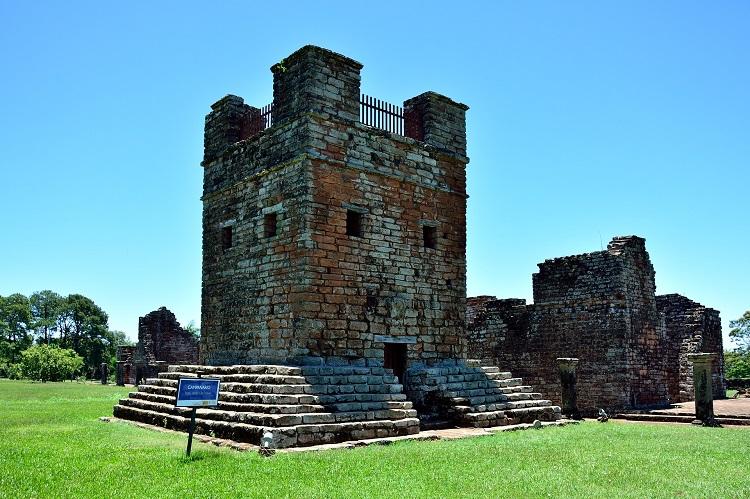 Paraguai Turismo - Monumento histórico no Paraguai