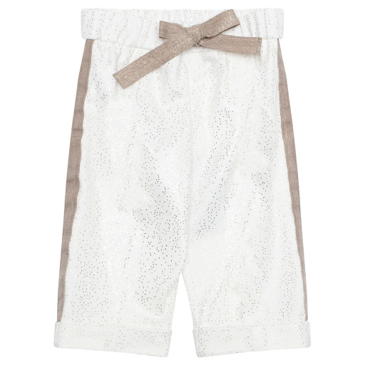 Primary image of Special Day Ivory Sparkle Trousers