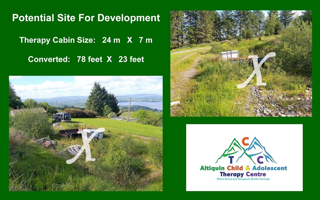 Potential Site for Development for Altiquin Child and Adolescent Therapy Centre - ACATC