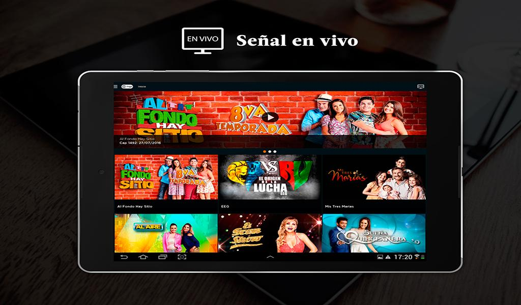 América tvGO- screenshot
