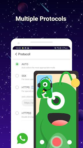 UFO VPN Basic screenshot 4