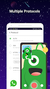 UFO VPN Basic: Free VPN Proxy Master & Secure WiFi (MOD, VIP) v3.5.0 4