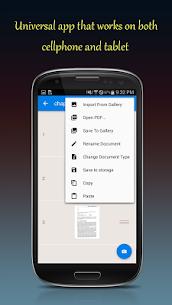 Fast Scanner Premium v4.4.3 MOD APK – Free PDF Scan 5