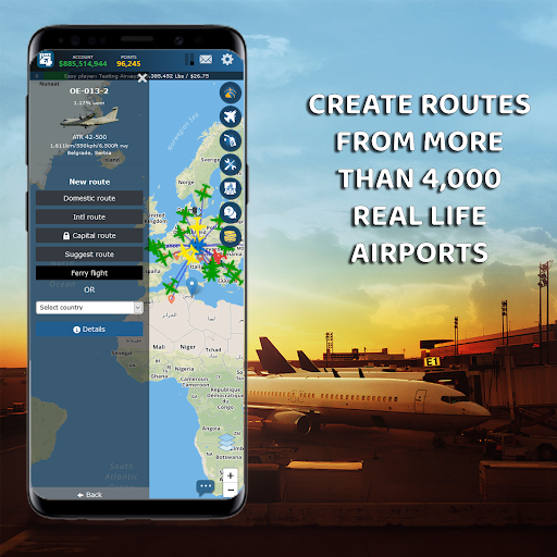 Airline Manager 4 screenshots 3