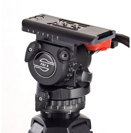 FSB 8 T Fluid Head Sachtler