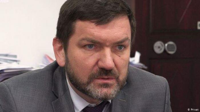Керівник управління спецрозслідувань ГПУ Сергій Горбатюк