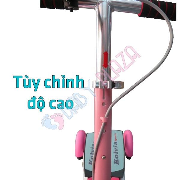 Xe trượt scooter đạp chân Wing A 3