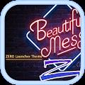 Neon Club - ZERO Launcher icon