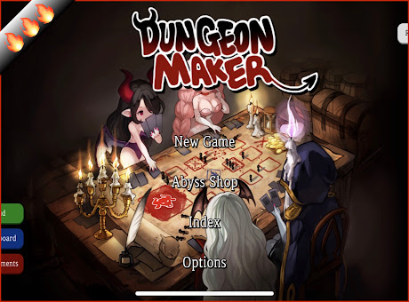 Dungeon Maker HD Wallpapers Game Theme