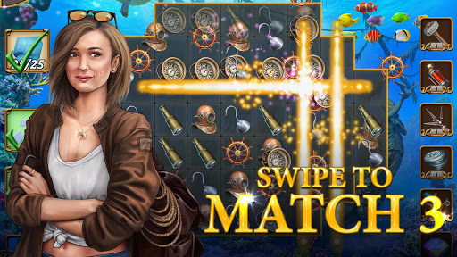 Treasure Match 3 screenshots 17