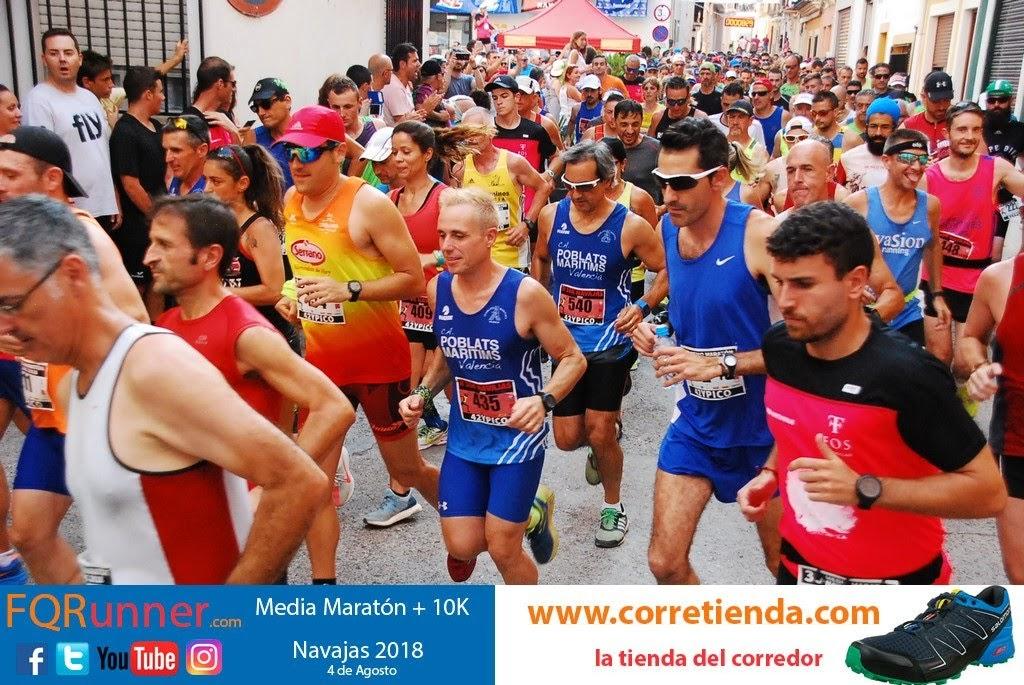 Fotos Medio Maratón y 10K Navajas 2018 Castellón