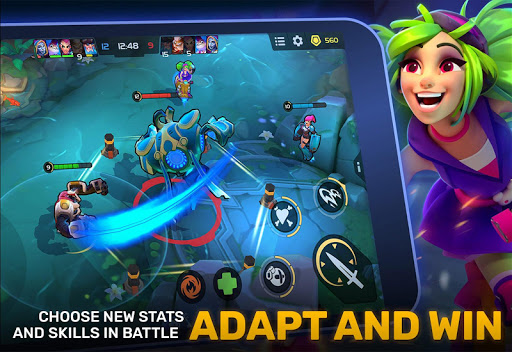 Planet of Heroes - MOBA 5v5 3.12 androidappsheaven.com 4