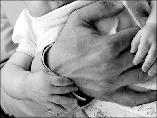 Un piccolo amore in grandi mani ... di rparis