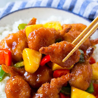 Sweet and Sour Shrimp Recipe