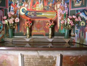 Photo: relics of St. Savas