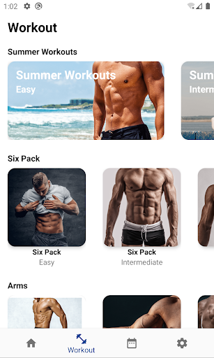 Six Pack in 28 days - Abs Workout at Home Apk 1