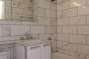 Bathroom at 2 Bedroom Apartment at East 52nd Street