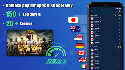 Free VPN SecVPN: Fast Unlimited Secure Proxy 2.0.008-RELEASE screenshots 1