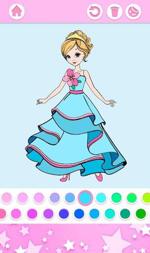 Princess Coloring Book 1.2.4 6