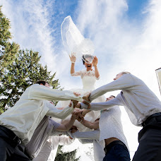 Wedding photographer Tatyana Milyutina (labrador). Photo of 12.08.2016