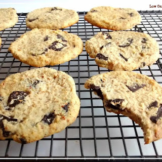 Chocolate Chunk Cheesecake Cookies