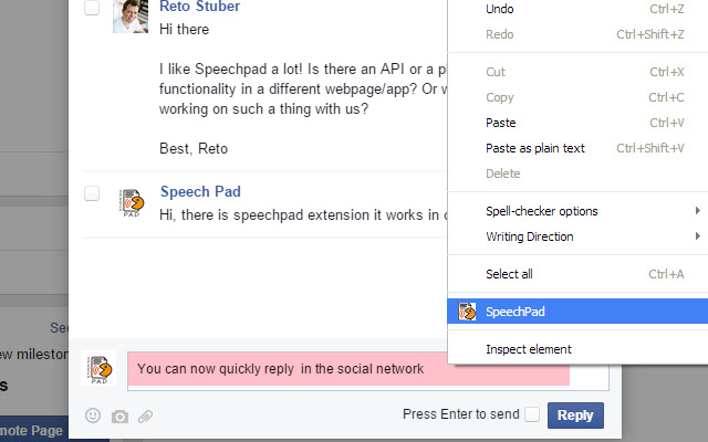 Online speech recognition