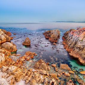 Gansbaai by Elmer van Zyl - Landscapes Waterscapes
