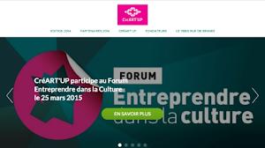 creartup ancien site