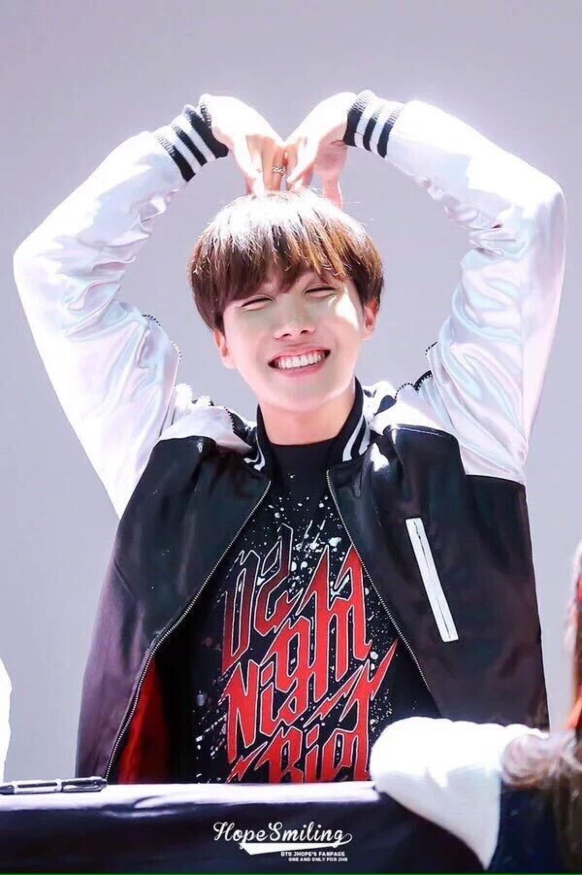 j-hope sunshine