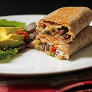 Bell Pepper Wraps Recipes.