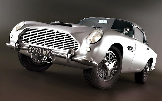 Aston Martin DB4 Tab
